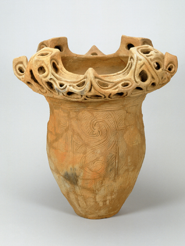 縄文土器 深鉢