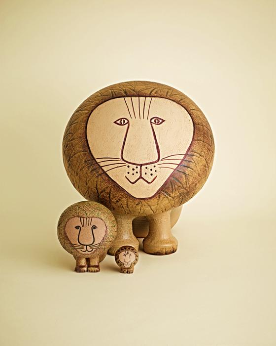 アフリカシリーズ「ライオン」作品画像